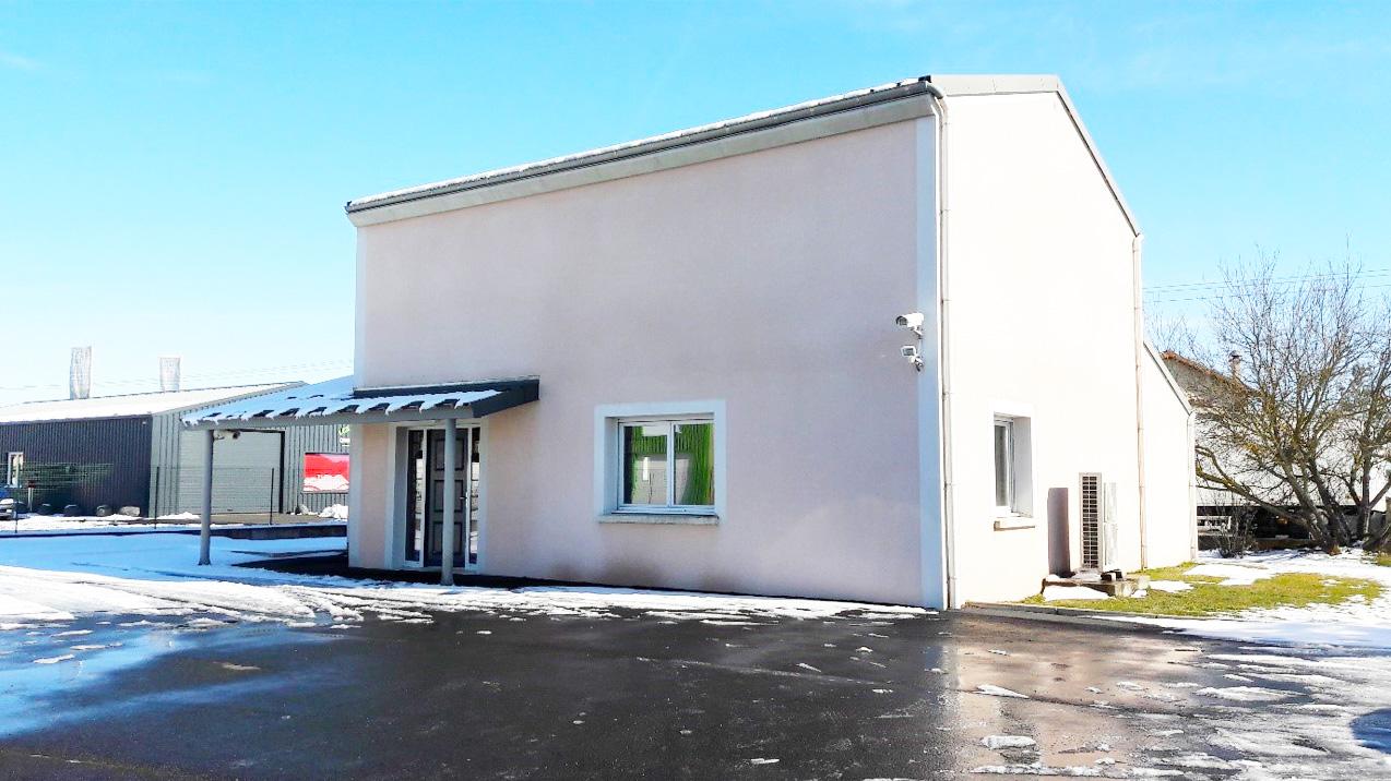 Bureaux BET Rochard - Saint Paulien