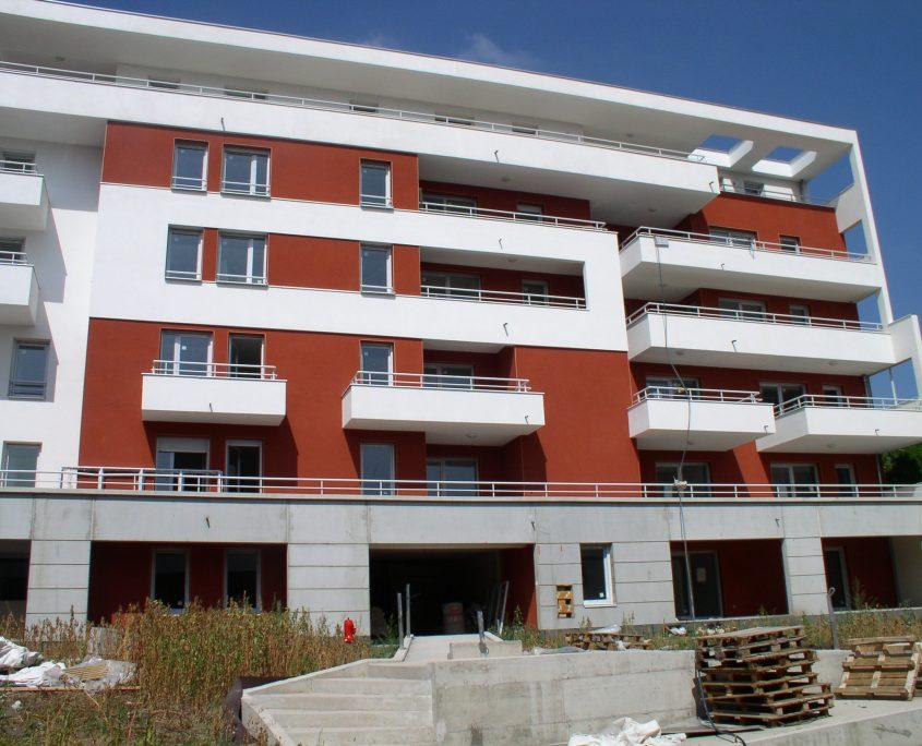 L'Orangeraie immeuble