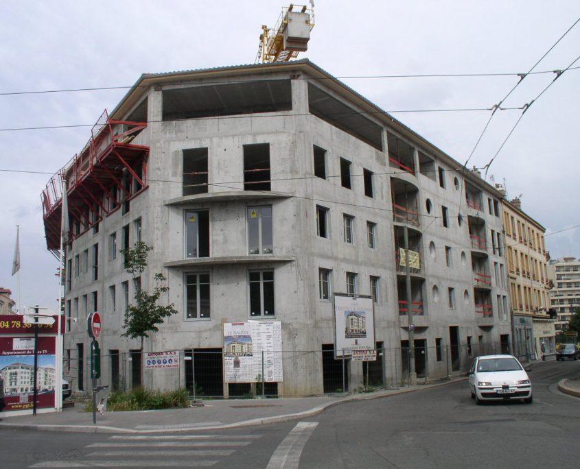 Le Nautin immeuble