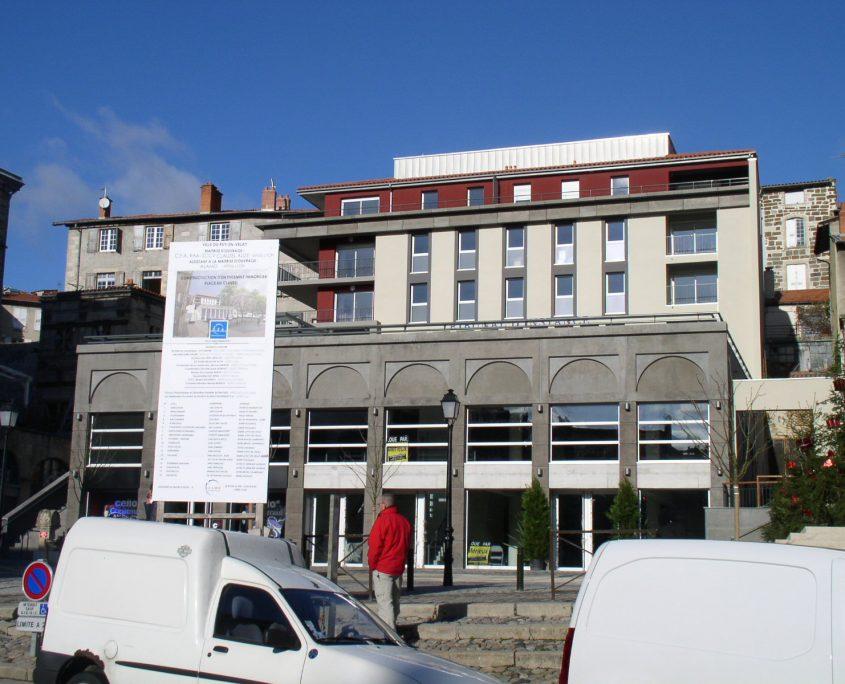 Le Clauzel immeuble