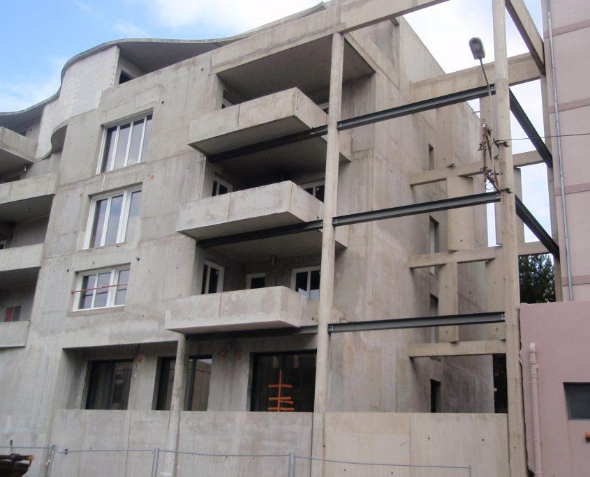 Les Pléiades immeuble